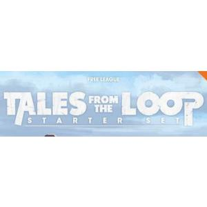 Tales from the Loop RPG (de/eng)