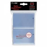 UP: 100ct 66mm x 91mm Clear Standard Deck Protectors