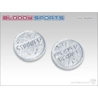TTA: Bloody Sports Münzen Marker