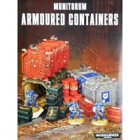 GW/Cit: Munitorum Armoured Containers