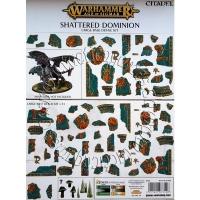 GW/Cit: Shattered Dominion Basegestaltungsset für grosse Bases