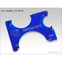 TTA: ArcMarker 254055 Blau