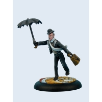 MAS/W: Ash&Oak: Butler mit Schirm  (Handlanger)