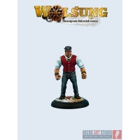 MAS/W: Ash&Oak: Ogre Bruiser #2 / Leibwächter mit Weste (Handlanger)