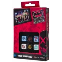 KM/BMG: Suicide Squad d6 Dice Set