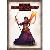 DSA5/RPG: Deluxe Heldendokument für Zauberer