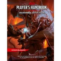 D&D/RPG: Player's Handbook - Spielerhandbuch (de)