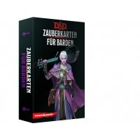 D&D/RPG: Zauberkarten für Barden