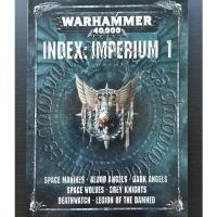 GW/40K: Index Imperium I (SB/eng)