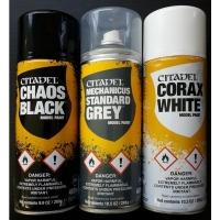 Citadel/Spray: