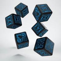 QWS: Shadowrun Spellcaster D6 Dice