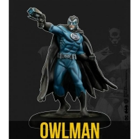 KM/BMG/DC: Owlman (Multiverse) (Resin)