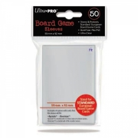 UP: 50ct 59mm X 92mm Standard European Board Game Sleeves