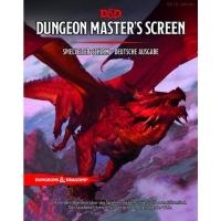 D&D/RPG: Dungeon Master's Screen - Deutsche Ausgabe