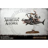 GW/AoS: Idoneth Deepkin Akhelian Allopex