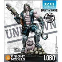 KM/BMG/DC: Lobo (Multiverse) (Resin)