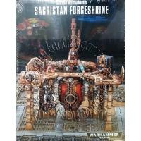 GW/CIT: Sacristan Forgeshrine