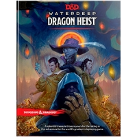 D&D/RPG: Waterdeep - Dragon Heist (eng)