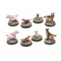 TTA/G: Hunde Set 3