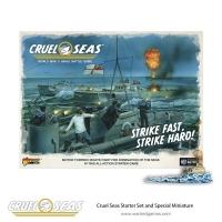 WG/CS: Cruel Seas Starter Set inkl Promomini