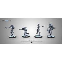Vorbestellung - INF/ALEPH: Dakini Tacbots box