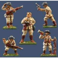 PF/IG: German Colonial Officers & NCOs