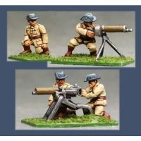 PF/IG: German Colonial Maxin Guns