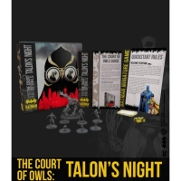 Vorbestellung - KM/BMG: The Court of Owls - Talon's Night Bat Box Set