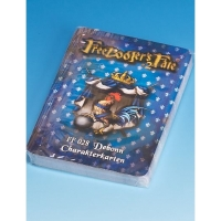 FF2: Debonn Charakterkarten