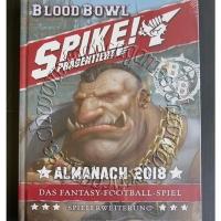 GW/BB: Blood Bowl Spike! Almanach 2018 (de)