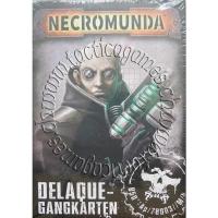GW/Necromunda: Gangkarten: Delaque (de)