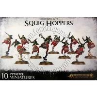 GW/AoS: Gloomspite Gitz Squig Hoppers