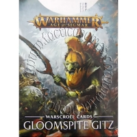 GW/AoS: Warscrolls Gloomspite Gitz (de)