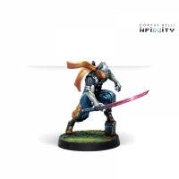 Vorbestellung - INF/Mercenaries: Saito Togan, Mercenary Ninja (Combi Rifle)