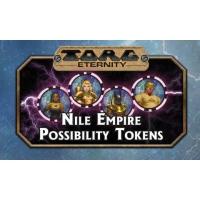 Vorbestellung - TE/RPG: Nile Empire Possibility Tokens