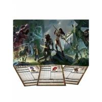 TE/RPG: Living Land GM Screen