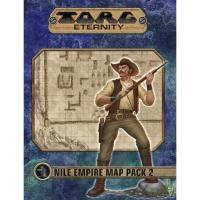 Vorbestellung - TE/RPG: Nile Empire Map Pack 2
