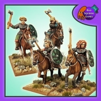 BQG: Mounted Shieldmaiden Hearthguard