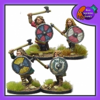 BQG: Shieldmaiden Warriors with Axes