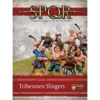 Vorbestellung - WG/SPQR: Gaul Tribesmen Slingers