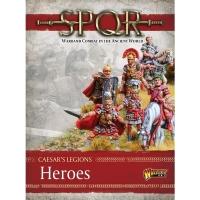 Vorbestellung - WG/SPQR: Caesars Legions Heroes