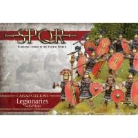 Vorbestellung - WG/SPQR: Caesars Legions Legionaries with Pilum