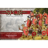 Vorbestellung - WG/SPQR: Caesars Legions Legionaries with Gladius & Sling