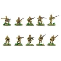 Vorbestellung - WG/BA: North Korean KPA Rifle squad