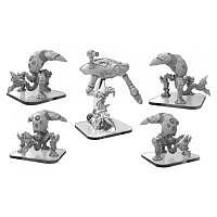 Vorbestellung - PP/MP: Reapers & Harvester Martian Menace Units (metal/resin)