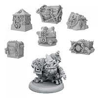 Vorbestellung - PP/RQ: Treasure Pack & Flugwug the Filcher Treasure Chest Expansion (metal/resin)