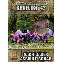 Vorbestellung - WG/K47: Nachtjäger Assault Squad
