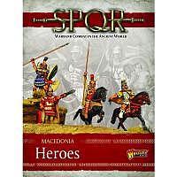 Vorbestellung - WG/SPQR: Macedonian Heroes