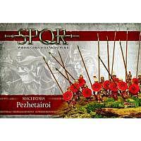 Vorbestellung - WG/SPQR: Macedonian Pezhetairoi