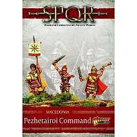 Vorbestellung - WG/SPQR: Macedonian Pezhetairoi Command